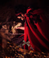 Little Red Riding Hood by JaKyEvAnEsCeNcE