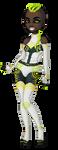 Cyborg Frog by thebookhobbit