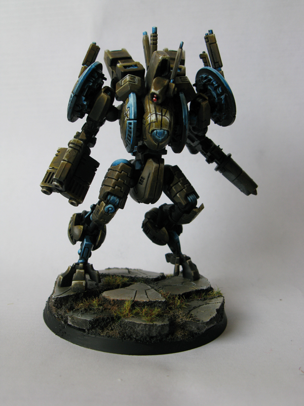 Tau Commander 1 by mipcap