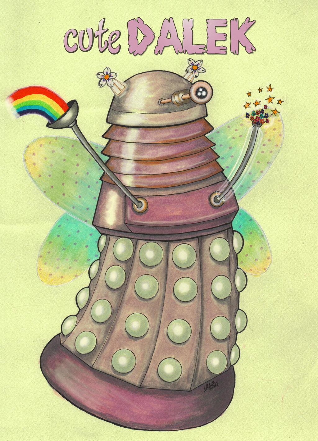 Cute Dalek by Quarantine1977