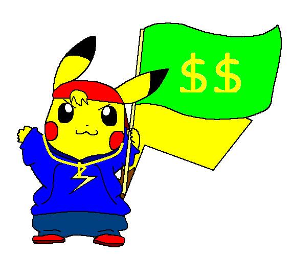 gangster pikachu - photo #12