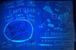 Gravity Falls Journal 3 Replica - Trust No one 2