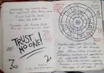 Gravity Falls Journal 3 Replica - Trust No one