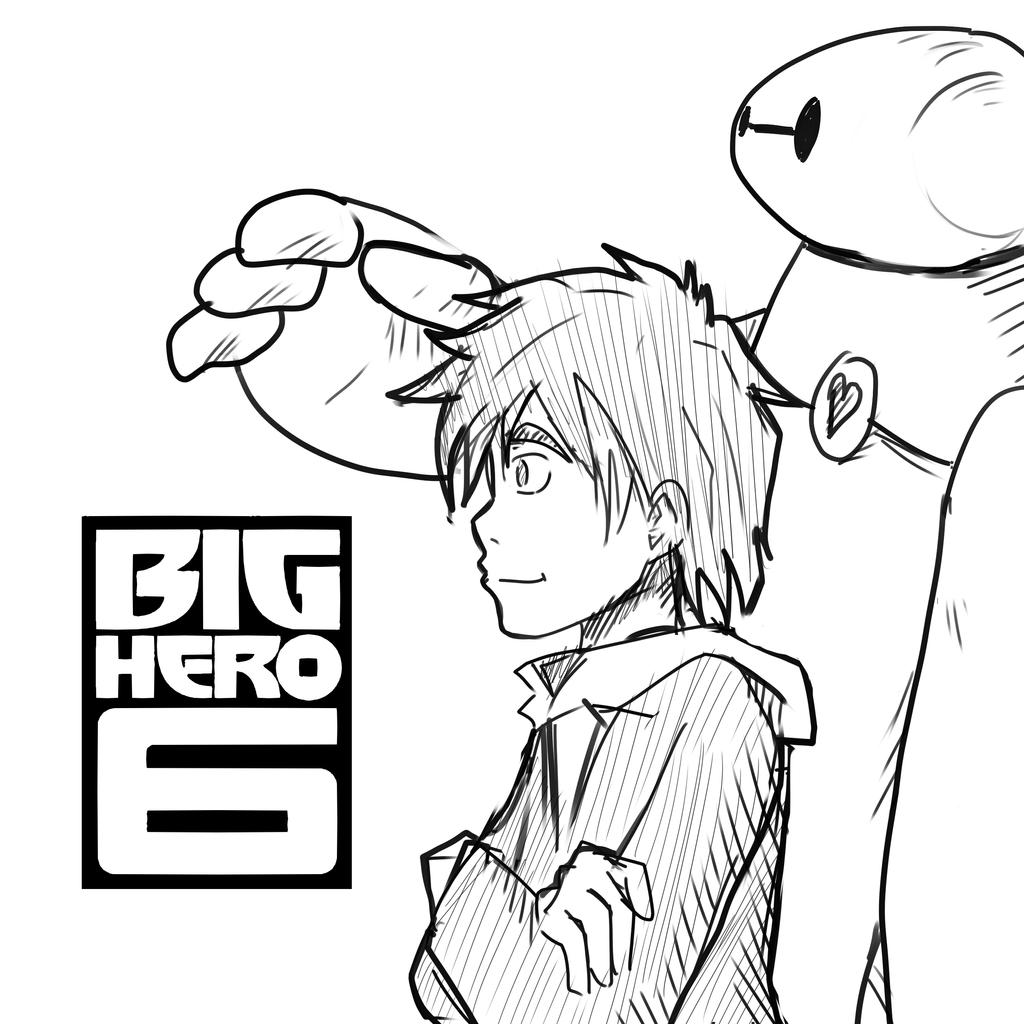 Big Hero 6 By Leoflynn On DeviantArt