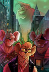 Biker Mice tribute