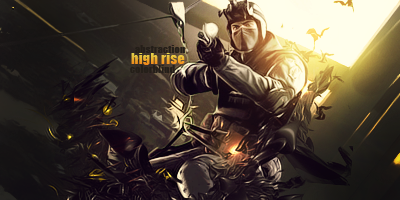 high rise by Col0rblind