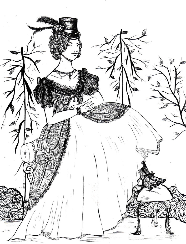 Plotting around tea by Miss-Friskies
