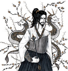Hanzo and the Noodles