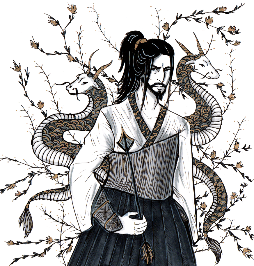 Hanzo and the Noodles by Miss-Friskies