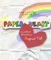 Paper Heart by sakura-haruko