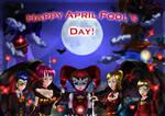 Reala: April Fool's Day! (2019) by Elinital