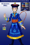 Chinese Nightmaren Design: Raburin by Elinital