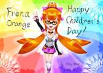 Frena: Happy Children's day!(2020) by Elinital