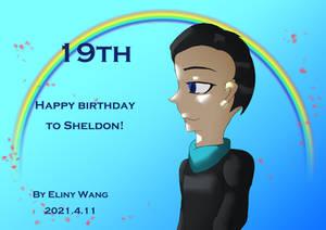 Happy Birthday to Sheldon! (2021)