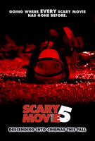 Scary Movie 5 Poster 3 by JereBear