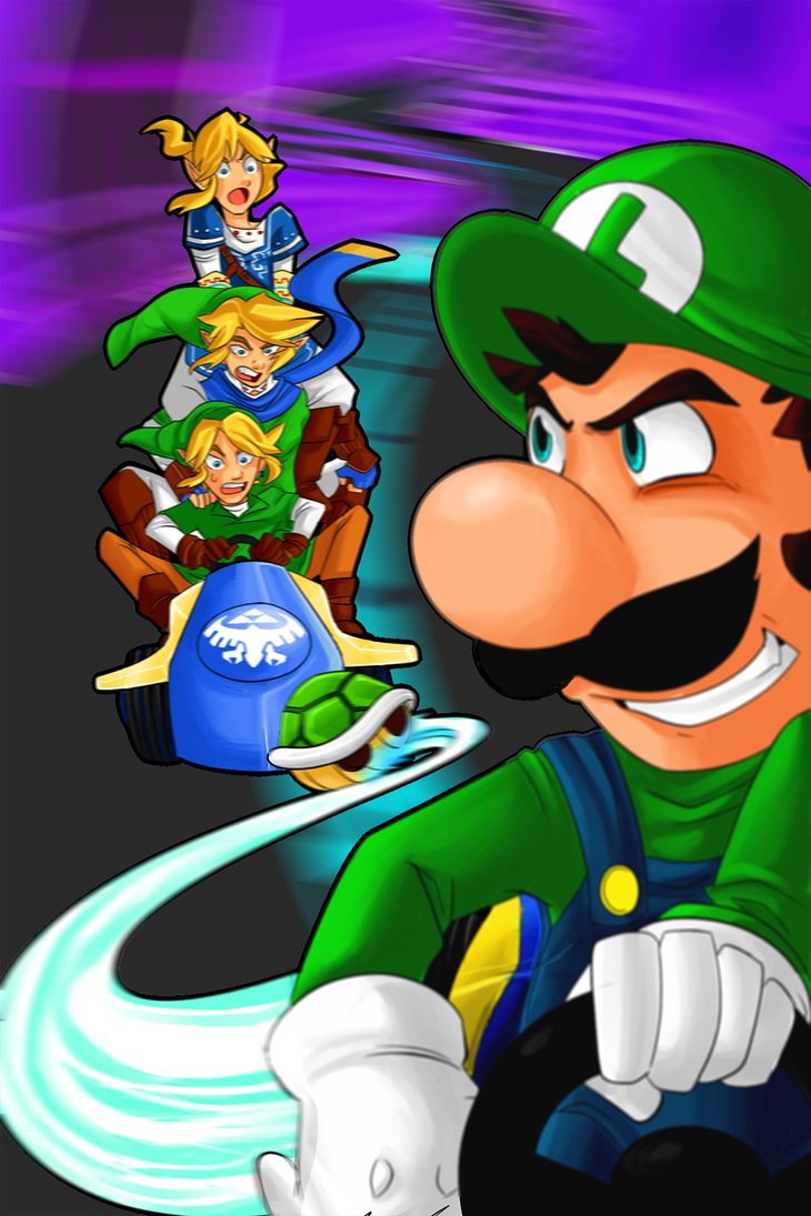 The Year of Luigi Strikes Back by DanchuPichu