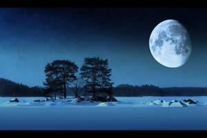 Moonlight by Solkku