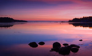 Memorable Sunset by Solkku