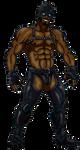 Black Dom by 09tuf (version #1) by TheMaskedModel