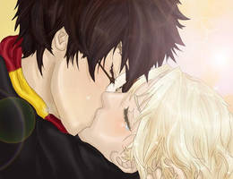 Drarry COLOURED VERSION