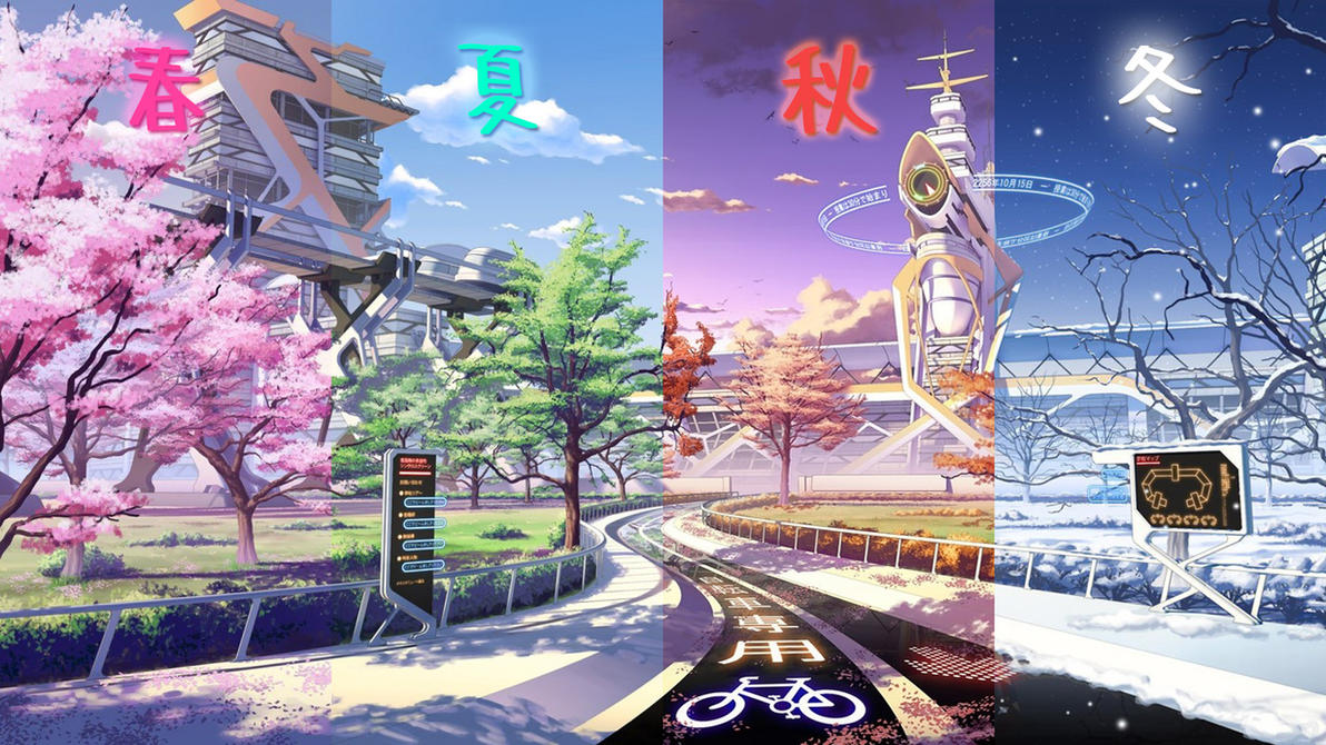 Image result for Japan 4 seasons