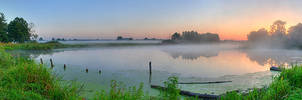 Sunrise Shooting by platen