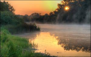 Sunrise_1 by platen
