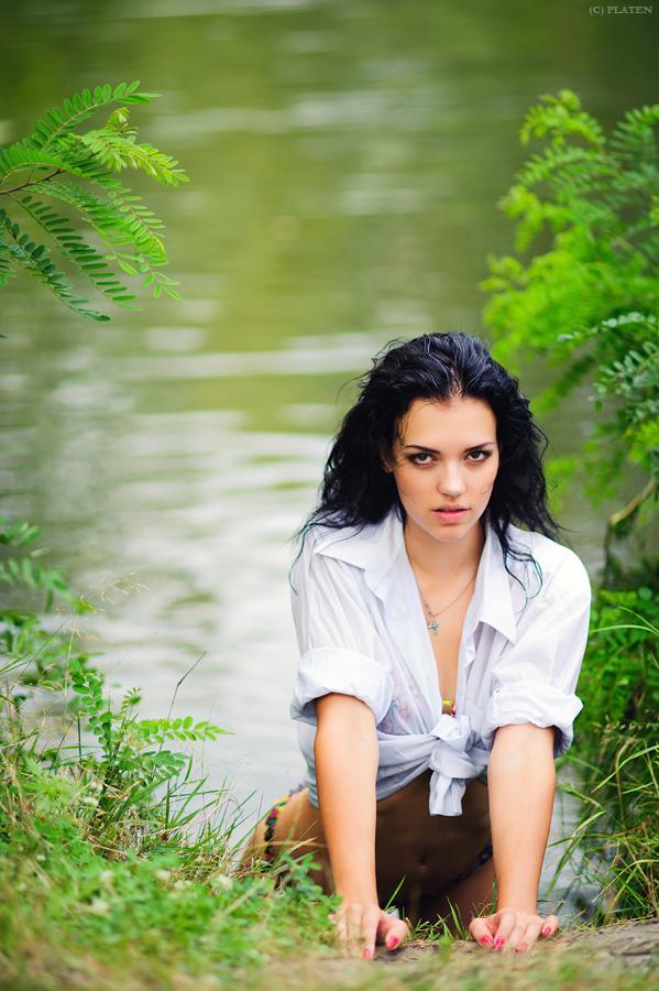 River Beauty by platen