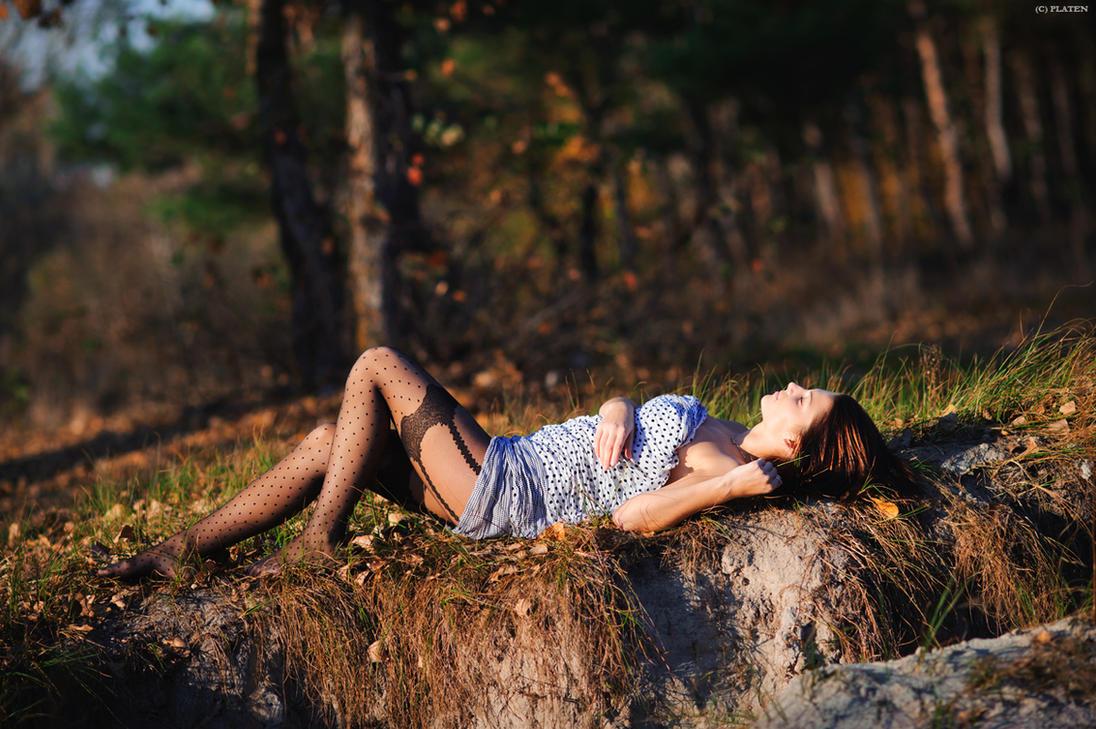 Sun Meditation by platen