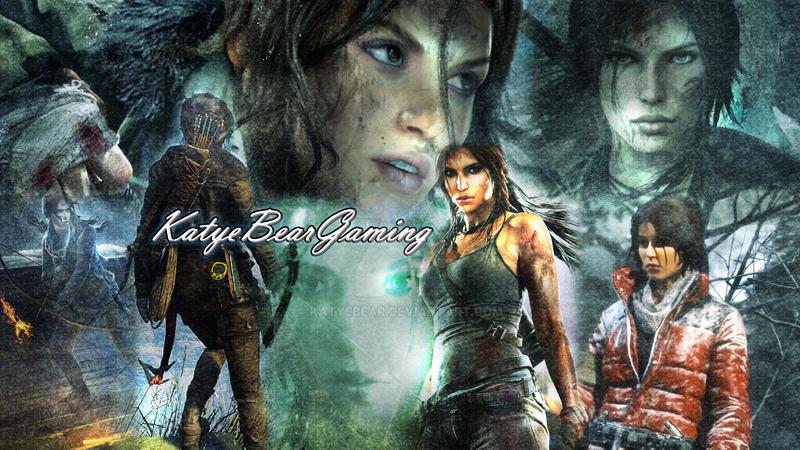LaraCroft by KatyeBear