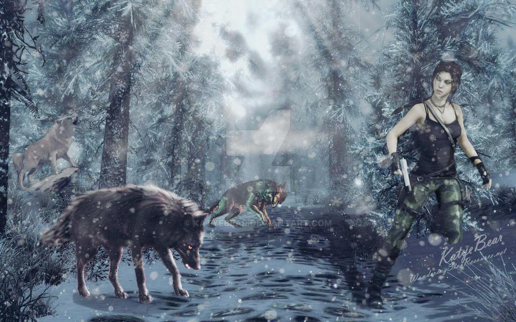 TR AOD Reboot Wolves by KatyeBear