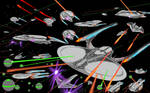 25th Century Starfleet vs. Borg
