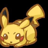 Pikachu Animation ouo by birdzgoboom