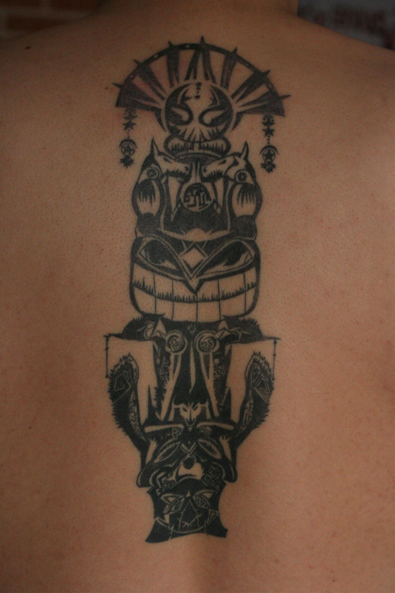 Images Of Native American Wolf Totem Tattoo Industrious Info