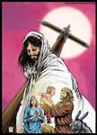 Jesus... a cover by Rockomics