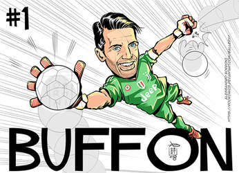 BUFFON - Alex Borroni