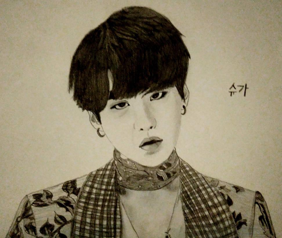 Yoongi fever by nabichan42 on DeviantArt