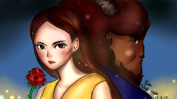 Beauty and the Beast Fanart