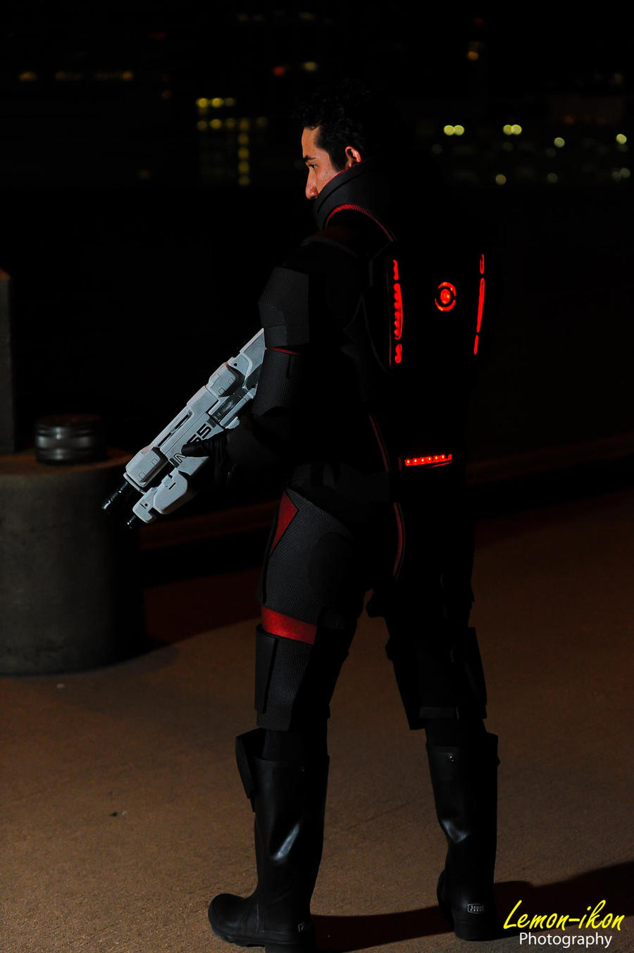 Shadow Shepard by GS-PROPS