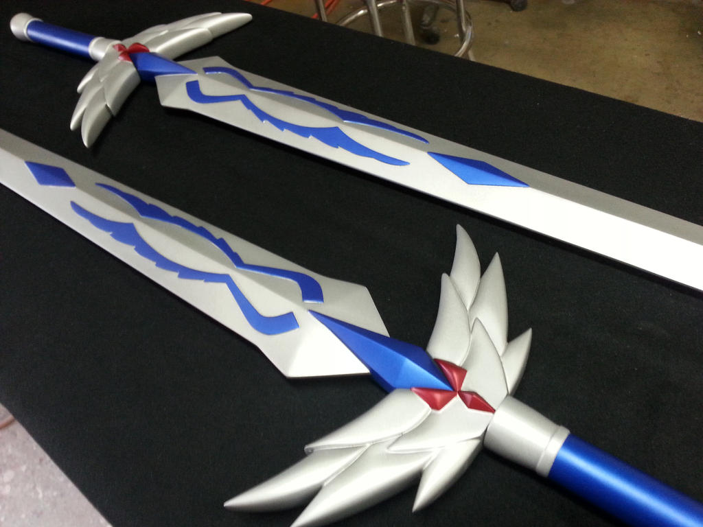 Erza's Swords by GS-PROPS