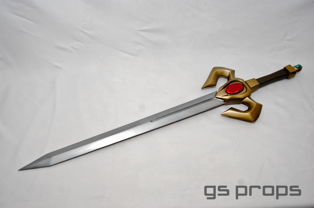 Marth's Sword from Super Smash Bros 4 by GS-PROPS