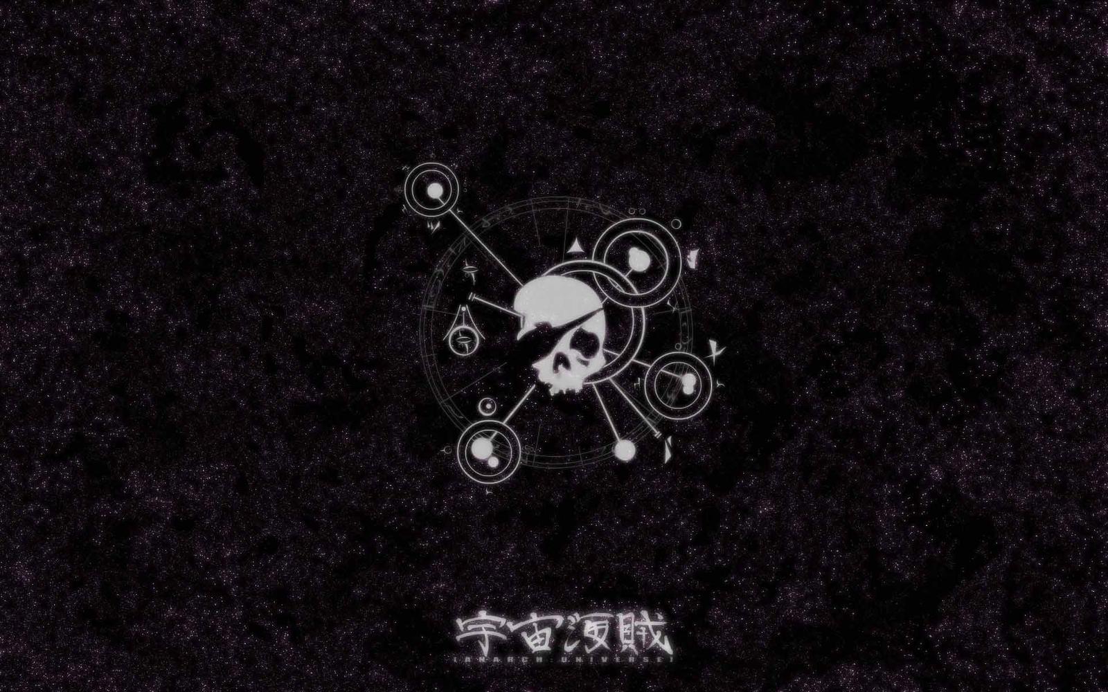 UKZ:AU Wallpaper - Jolly Roger