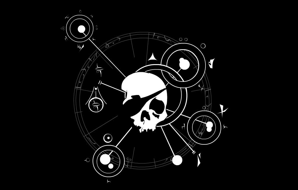 Stdwl Jolly Roger V 2 Black By Spacepiratecaine On