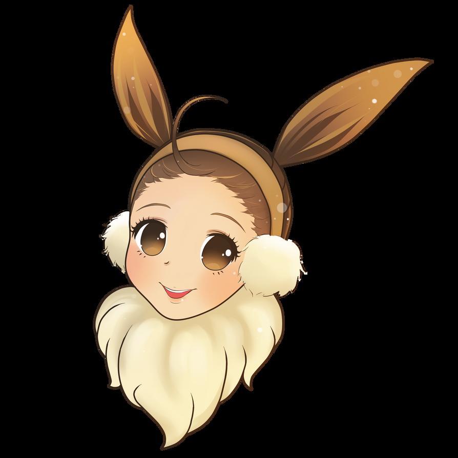 Eevee by anyatagomachii