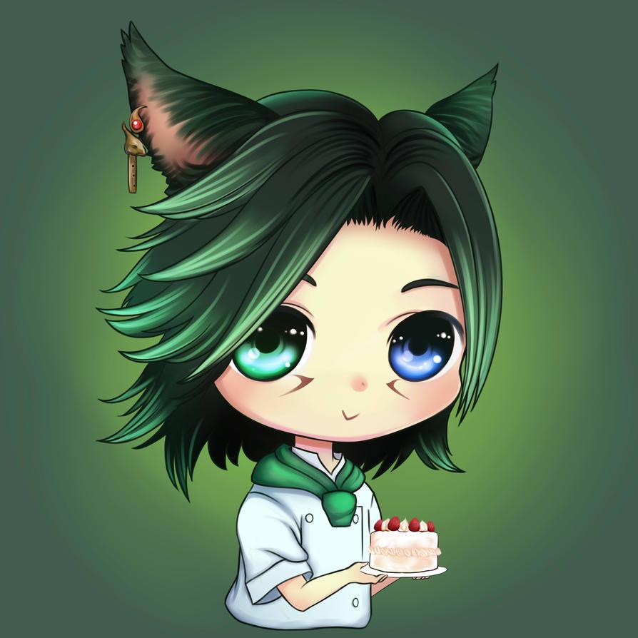 Happy Birthday Tobi by anyatagomachii