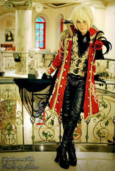 Versailles - Holy Grail - [Kamijo] by ZephyrusSly