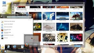 Archlinux KDE by FRANKO-12