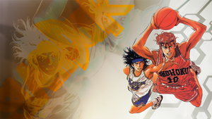 Slam Dunk - The King of Rebound by FRANKO-12