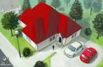 House exterior [concept art]