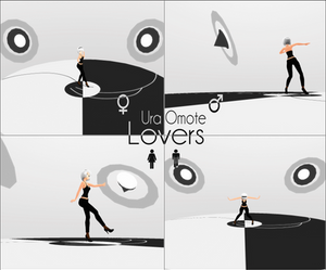 Ura-Omote Lovers Stage -removed-